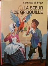 Comtesse de Ségur - La sœur de Gribouille - Casterman - Marcel Marlier