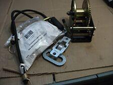 Winch Haul Master 1200 LB CAPACITY HAND STRAP TRAILER WINCH ITEM # 65115+