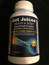 Get Juiced Brain and Body Superfoods Complex