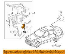 MERCEDES OEM 03-05 E320 Ride-Rear Control Valve 2113200158