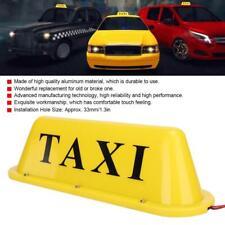 Magnet Taxischild Dachschild 12V LED Taxi Dachzeichen Auto Lampe Beleuchten