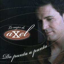Axel, Axel Fernando - De Punta a Punta - Lo Mejor de [New CD]