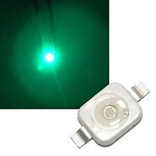 1x 1Watt HIGH POWER LED Froid Vert / HAUTE PUISSANCE SMD Vert 1 W 350mA