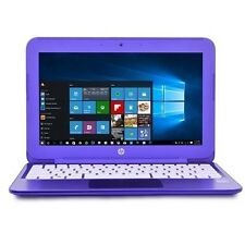 "New HP 11.6"" Laptop 2GB RAM,32GB SSD,Windows 10,Bluetooth,Office 365,HDMI,Violet"