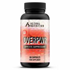 Overpwr Appetite Suppressant | Powerful Fat burner Supplement