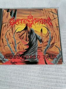 Gates of Ishtar - A bloodred Path CD In Flames, Eucharist, At the Gates,