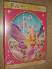 DVD Barbie Collection Barbie Presents Thumbelina New Sealed