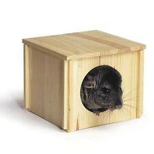 Super Pet Chin Hut House Hide Away - Chinchilla Rat Hedgehog Small Animal