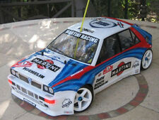 1/10 Scale Lancia Delta Integrale rc car body 200mm tamiya losi traxxas 0030