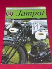 JAMPOT - AJS & MATCHLESS - June 2003 # 611