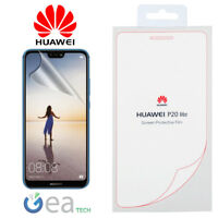 Pellicola Protettiva ORIGINALE Huawei per P20 Lite Screen Protector Trasparente