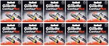 Gillette Contour Plus (Gillette Atra Plus) Refill Blade, 50 Cartridges NEW