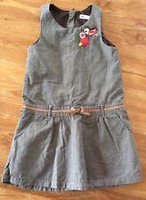 Kleid H&M Gr 122 Vogel