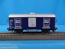PRIMEX 4592 DB Reefer Car RITTER SPORT BLUE
