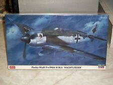 Hasegawa 1/48 Focke-Wulf Fw 190A-8/R11 'Nachtjager' - Limited Edition - Sealed
