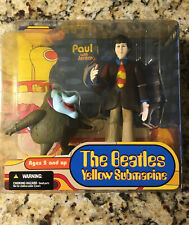 The Beatles Paul and Jeremy Figures McFarlane Toys 2004 BRAND NEW 🎸🎼🎤