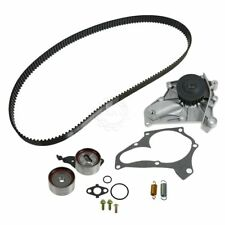 GATES TCKWP199 Timing Belt Kit w/ Water Pump Set For Toyota Camry Celica Rav4