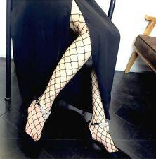 Collant Sexy Résille Femme Fantaisie noir Bas mode soirée new Lingerie 💖