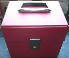 """7"""" Record case - c.1970's (Holds approx 50 records)"""