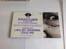 David Krakauer Bubbemeises: Lies My Gramma Told Me CD 2005