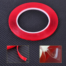New 10M 4mm VHB Double-sided Clear Transparent Acrylic Foam Adhesive Tape Long