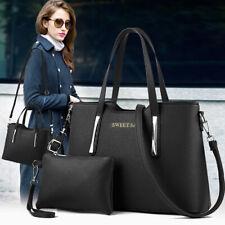 PU Leder Damentasche Shopper Handtasche Schultertasche Damentaschen Große