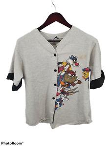 Looney Tunes  Shirt Jerry Leigh 2008 Bugs Bunny Tweety Bird Taz  Hip Hop *