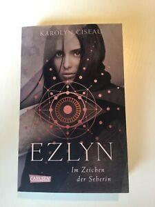 Ezlyn. Im Zeichen der Seherin von Karolyn Ciseau (2020, Taschenbuch) Fantasy