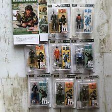 GI Joe's GI Joe 1:35 figurine All 8 types Complete VINTAGE 40th anniversary f/s