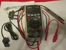 VOLTCRAFT VC890 hand-Multimeter digital OLED-Display, Datenlogger CAT III +Kabel