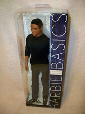 Barbie Collector Basics AA Ken Model #17  Collection #2 Mattel  T7751 Male NRFB