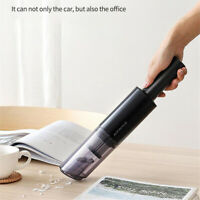 Car Vacuum Cleaner 12V Wet Dry Portable Mini Auto Strong Suction Handheld Duster