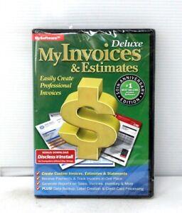 My Invoices & Estimates: Deluxe - 10th Anniversary (DVD) - NEW (Read Des.)