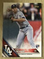 2016 topps corey seager RC MVP