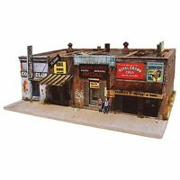 DOWNTOWN DECO HO SCALE 1:87 ADDAMS AVE. PART TWO | BN | 1002