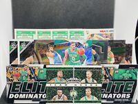 2019-20 Panini Prizm Optic Select Jayson Tatum 15 Card Lot Boston Celtics