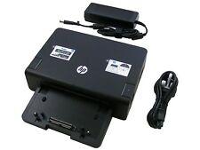 Genuine HP 120W Advanced Docking Station  A7E36AA#ABA