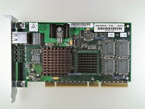 DEC DEGPA-TA PCI GIGABIT ETHERNET ADAPTER 200027C 1-YEAR WARRANTY DEGPA