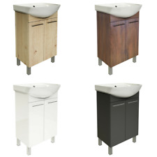 Badmöbel Set 40 50 60 Waschbeckenunterschrank Waschtisch mit Unterschrank Farben