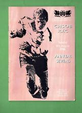 #Bb. Rugby Union Program 1996 - Cardiff Old Boys