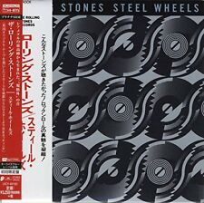 ROLLING STONES-STEEL WHEELS-JAPAN MINI LP PLATINUM SHM-CD Ltd/Ed