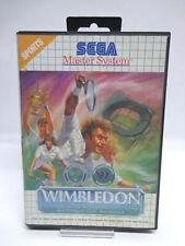 SEGA Master System - Wimbledon (mit OVP) 10633304
