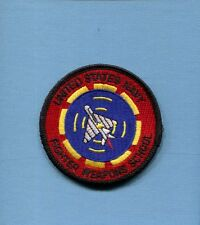 TOP GUN MOVIE FLIGHT SUIT JACKET FIGHTER WEAPONS SCHOOL Fighter Squadron Patch