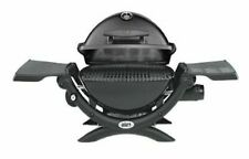 Weber 51010001 Burner Portable Tabletop Liquid Propane Gas Grill - Black