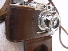 FED CAMERA 1948г+OBJEKTIV INDUSTAR 22 3,5/50 mm ZORKI made in USSR ,# 8595