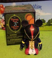 "Disney Park Vinylmation 3"" Set 1 Villains Chaser Jafar with Box"