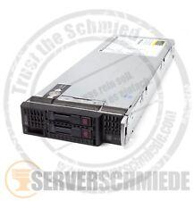 HP ProLiant bl460c gen8 server blade 256gb 16x 16gb di RAM 2x Xeon e5-2660v2 10c