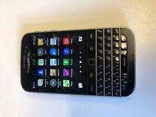 BlackBerry Classic Q20 (Sbloccato) Nero 4G 16GB LTE SMARTPHONE-VEDI INSERZIONE
