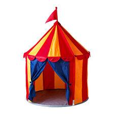 IKEA Cirkustalt childrens circus play tent wendy house kids RED ORANGE NEW