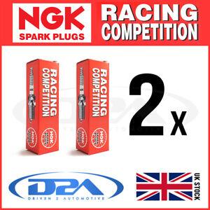 2x NGK R7437-9 (4654) Racing Spark Plug *Wholesale Price SALE*